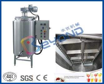 Electrical Control Chocolate Holding Tank , SUS304 Stainless Steel Food Grade Tank