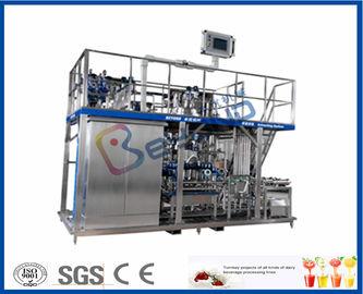 Juice / Tea Beverage Production Line , Beverage Manufacturing Equipment