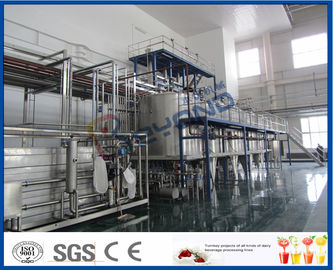 Tea Beverage Processing Machine For Food And Beverage Manufacturing Industry