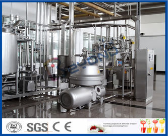 20000LPD Milk Processing Butter Making Equipment For Dairy Processing Plant