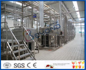 Turn Key Projects 20000LPD Pasteurized Milk Production Line for 200 - 1000ml Bag Pouch