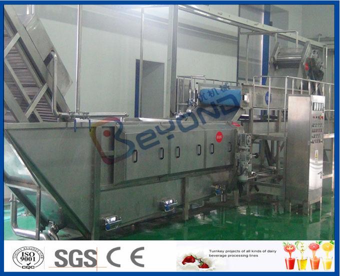 Orange Juice Production Fruit Juice Processing Equipment